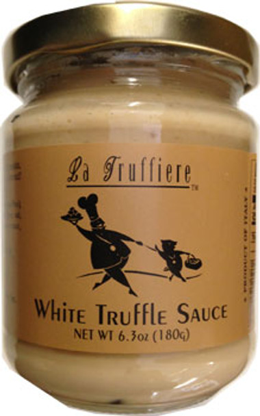 White Truffle Cream Sauce