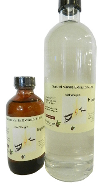 Vanilla Extract Natural 5.5 x Fold - TTB