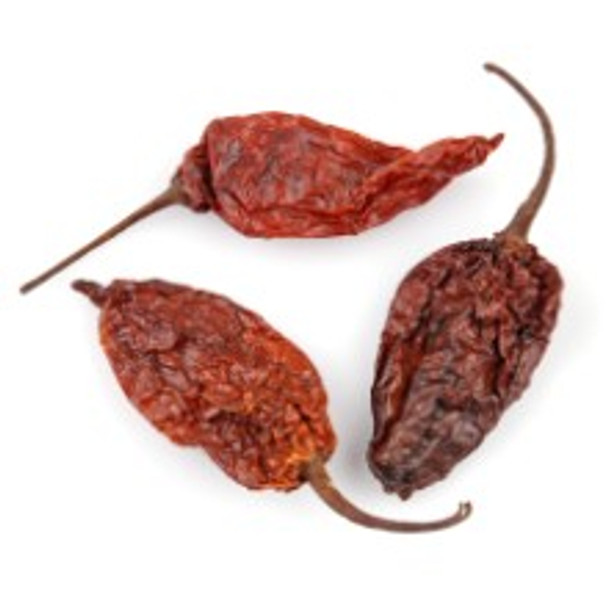 Dried Ghost Chile (Bhut Jolokia)