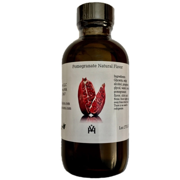 Pomegranate Natural Flavor