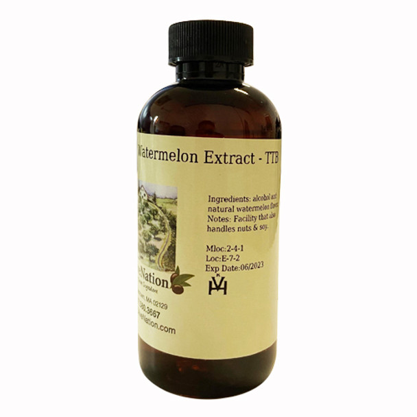 Watermelon Extract - TTB
