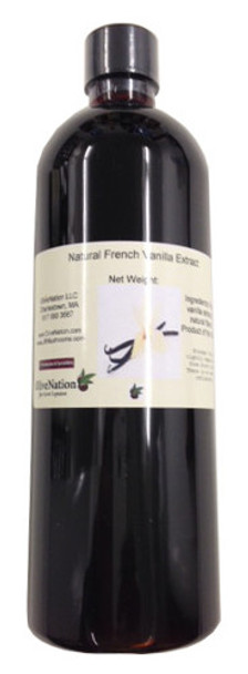 French Vanilla Extract, Natural