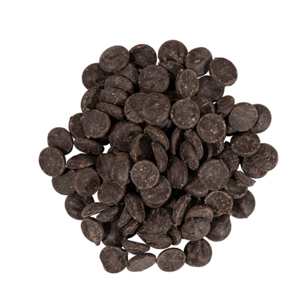 Dark Chocolate Couverture Drops 60%