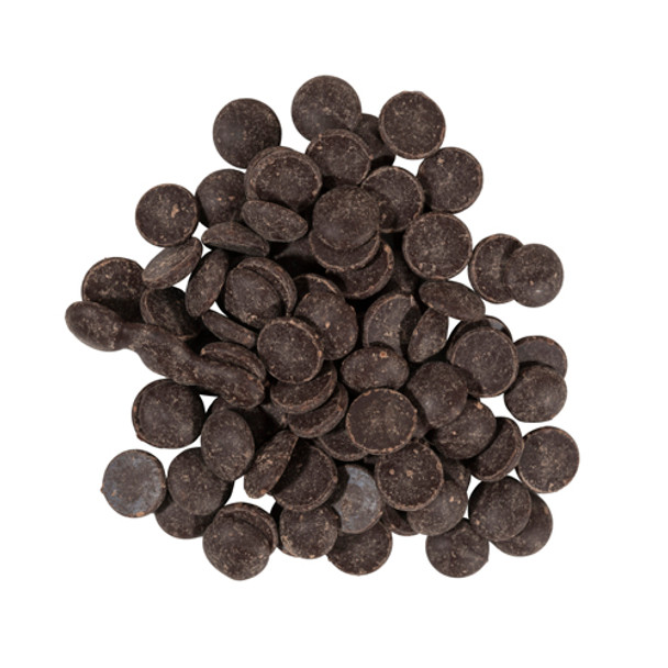 Dark Chocolate Couverture Drops 70%
