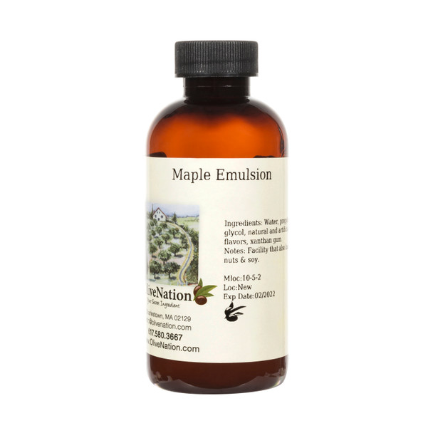 Maple Emulsion