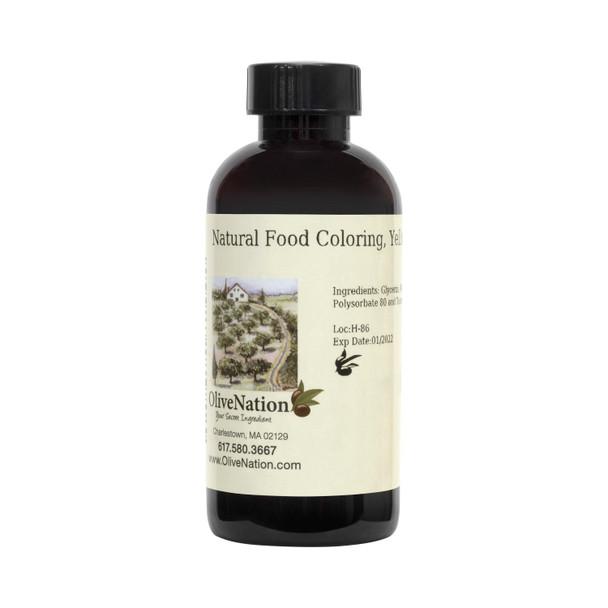 Natural Food Coloring, Yellow (Turmeric)