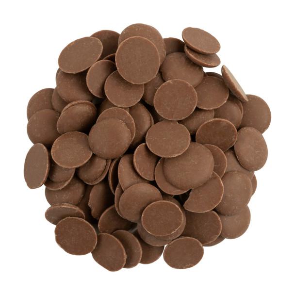 Compound Chocolate Melting Wafers, Milk