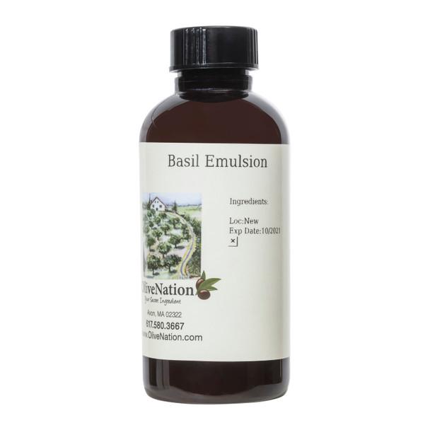 Basil Emulsion