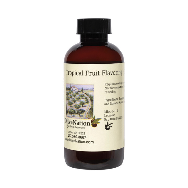 Tropical Fruit Flavoring - TTB