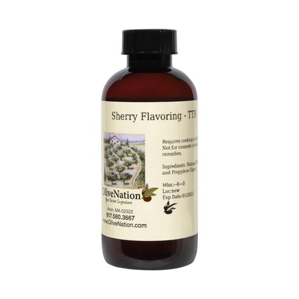 Sherry Flavoring - TTB