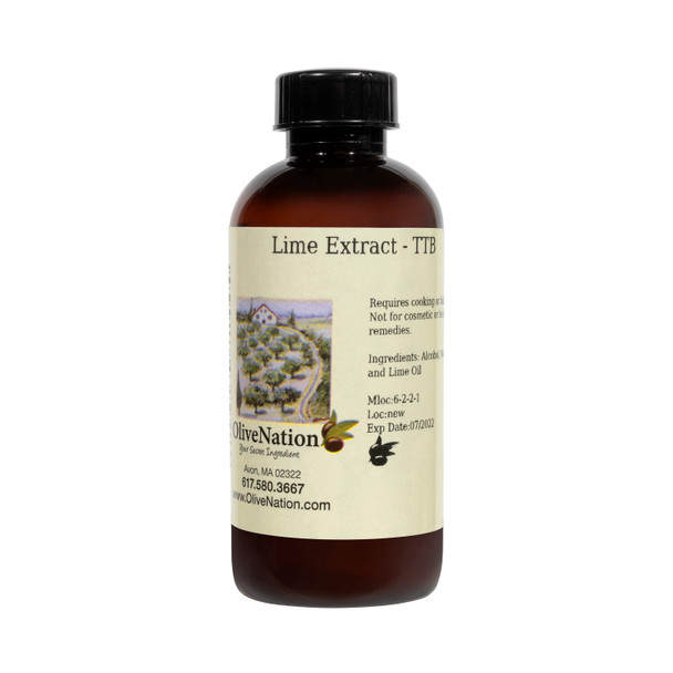 Lime Extract - TTB