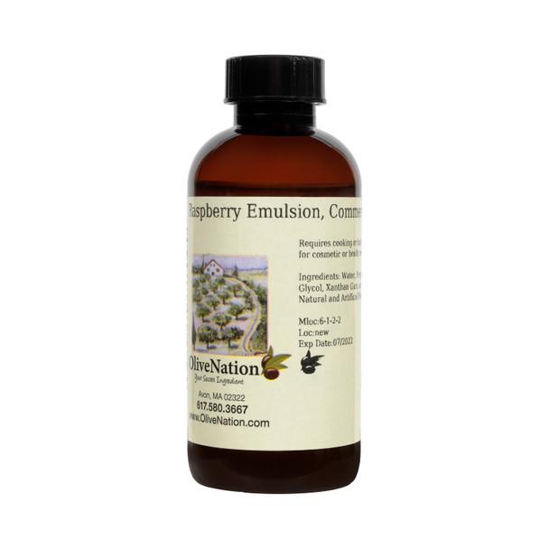 Raspberry Emulsion, Commercial