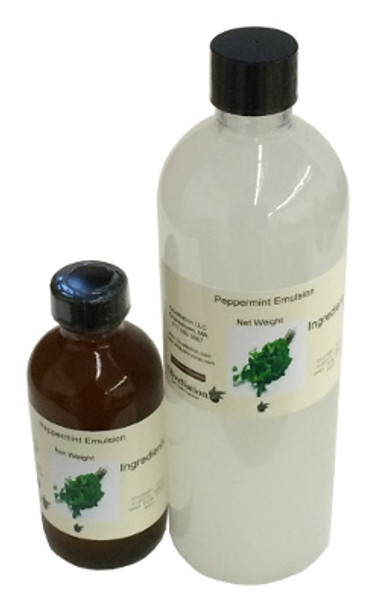 Peppermint Emulsion
