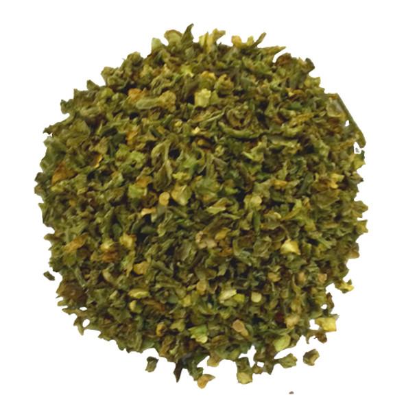 Dried Diced Jalapenos