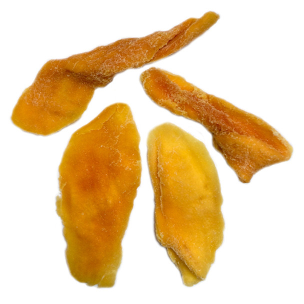 Dried Mango Slices, Juice Infused