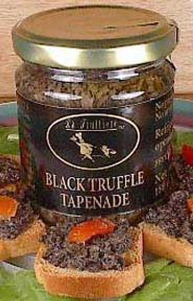 Black Truffle Tapenade