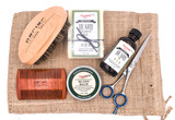 Taconic & Parker's Complete Beard Care Gift Set - One of the Best Beard Grooming Kits to Gift