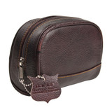 Parker's Leather Small Toiletry Bag  - One of 30 Best Father-In-Law Gift Ideas!