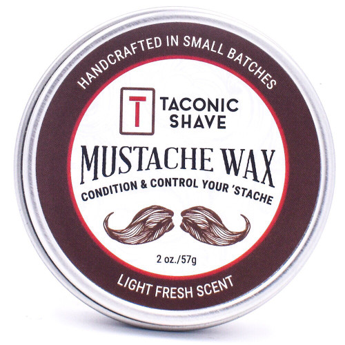 Taconic Shave Mustache Wax