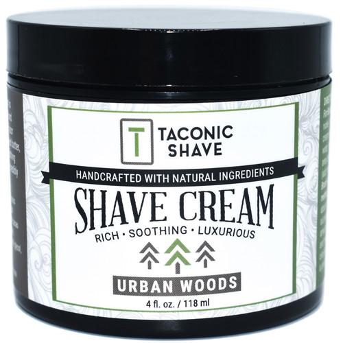 Taconic Urban Woods Shaving Cream