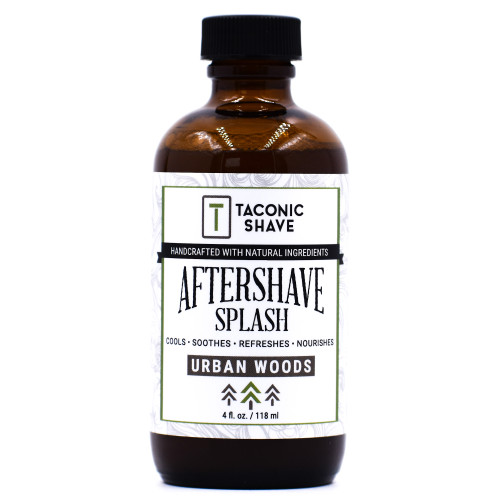 Taconic Urban Woods Botanical Aftershave Splash