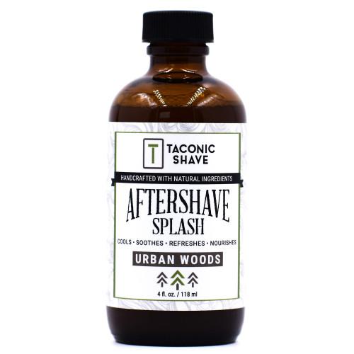 Taconic Urban Woods Botanical Aftershave Splash