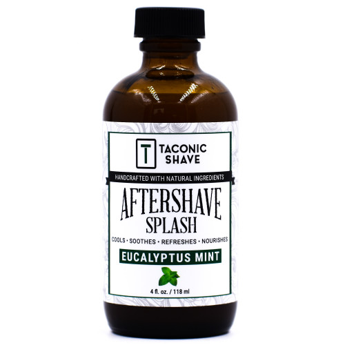 Taconic Eucalyptus Mint Botanical Aftershave Splash