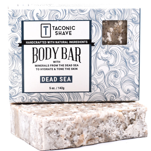 Taconic All Natural Body Cleansing Bar - Dead Sea
