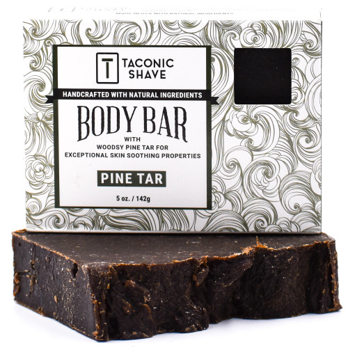 Taconic All Natural Body Cleansing Bar - Pine Tar