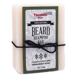 Everything I Use to Keep My Beard Perfectly Groomed -Taconic's Beard Shampoo Bar a Best Beard Shampoo