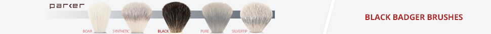 Black Badger Brushes