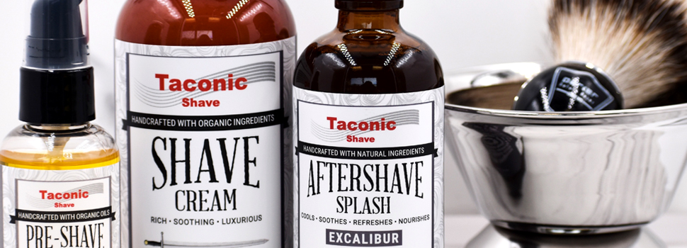 Preshave and Aftershave
