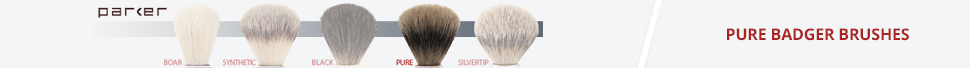 Pure Badger Brushes