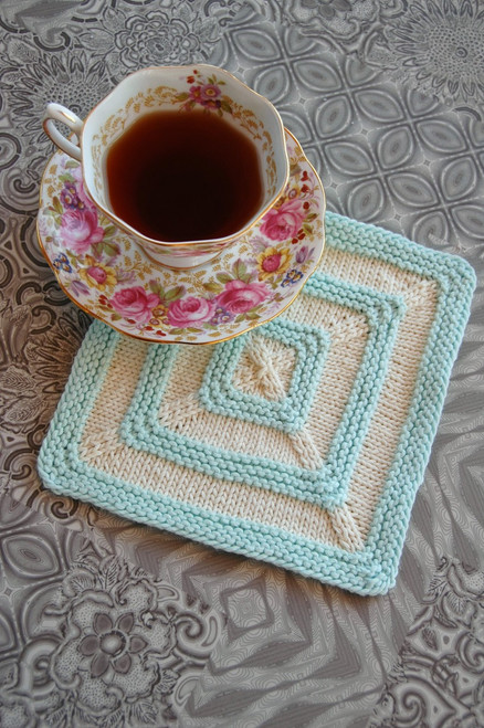 Refined Salt Dish Cloth