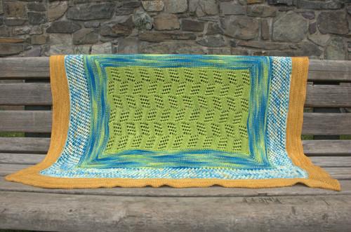 Hungry Horse Blanket (shown in Tupelo Honey Kit)