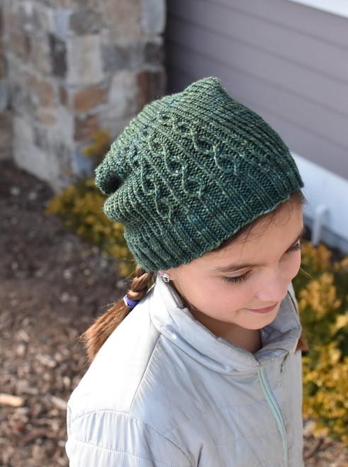 Loch Lomond Hat - by Aimee Alexander