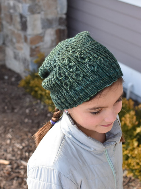 Loch Lomond Hat - by Aimee Alexander