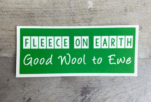 Fleece on Earth