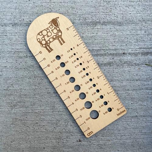 PDS Gauge Check / Ruler