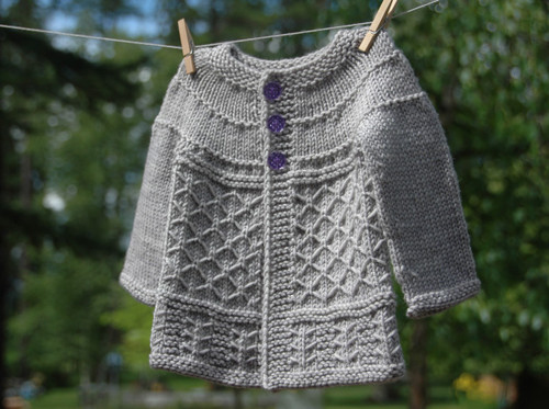 Coming Home Cardigan