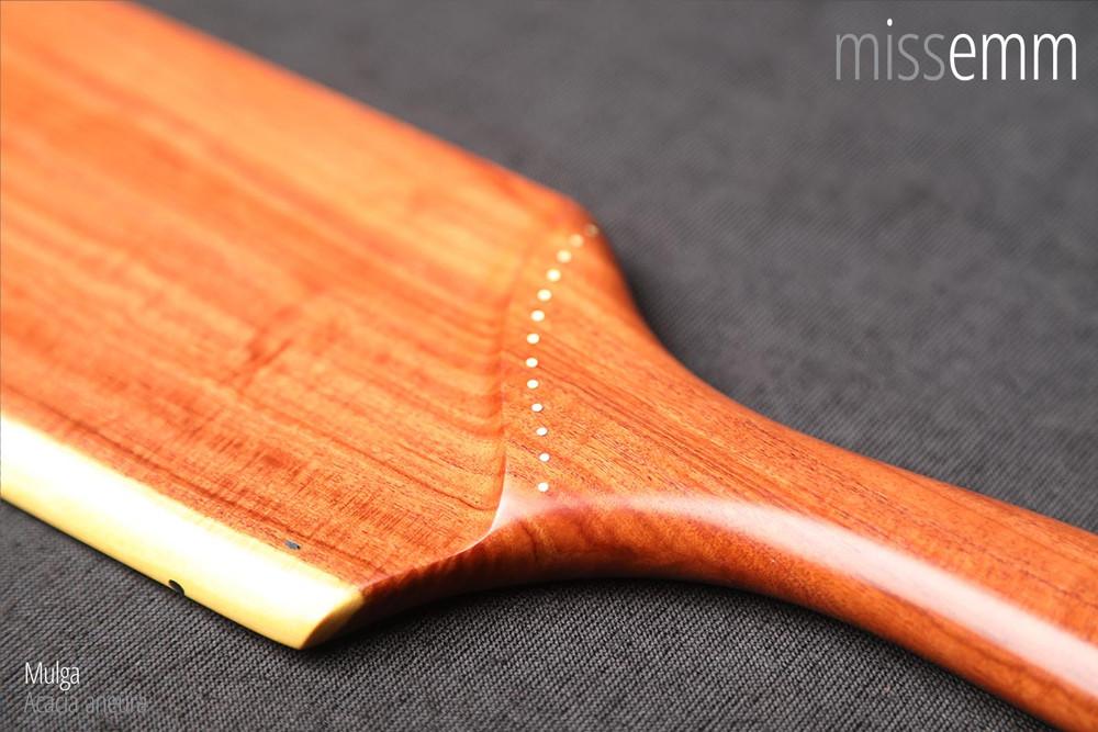 Wood BDSM spanking paddle | Mulga