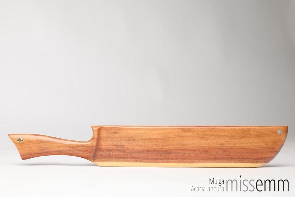Handmade BDSM Kink Toys | Wood Spanking Paddle | by kink artisan woodworker Miss Emm.
