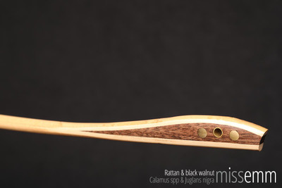 Handmade fetish toys | Rattan bdsm spanking cane | By Sydney kink artisan Miss Emm.