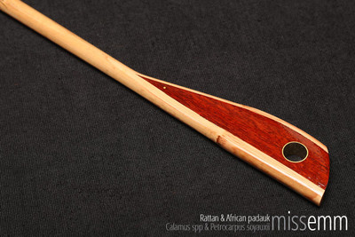 Unique bdsm toys | Discipline cane | Created by Australian fetish artisan Miss Emm