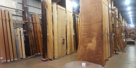 Buying timber in Tokyo