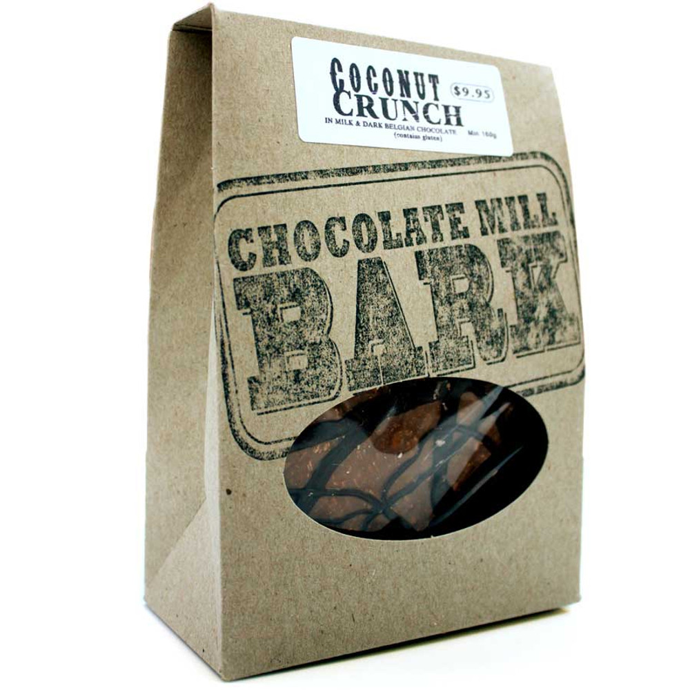 Coconut Crunch in Milk Chocolate
