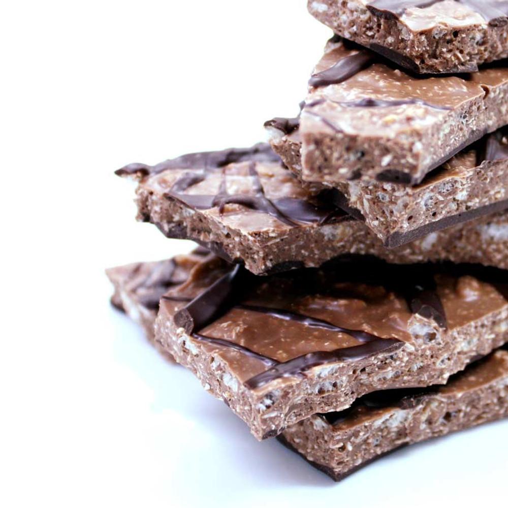 Coconut Crunch in Milk Chocolate