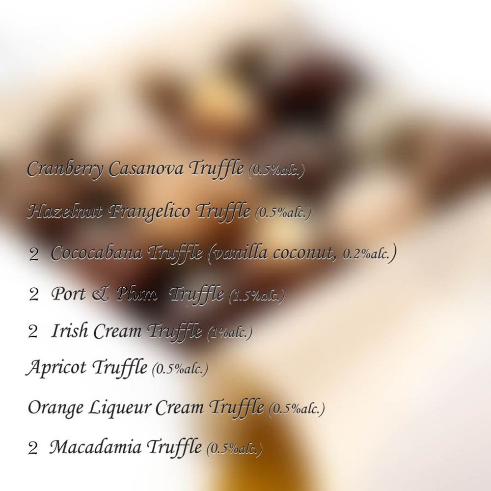 12 Top Truffles gift box