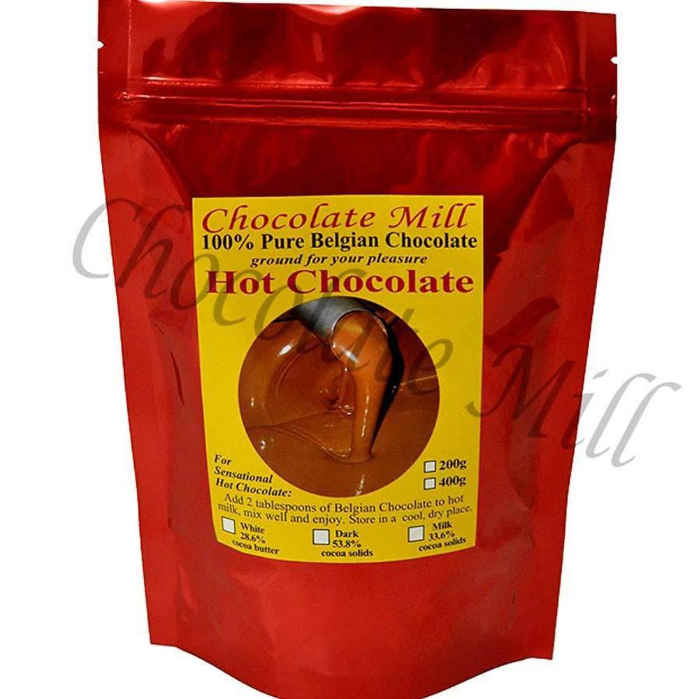White Hot Chocolate (400g)