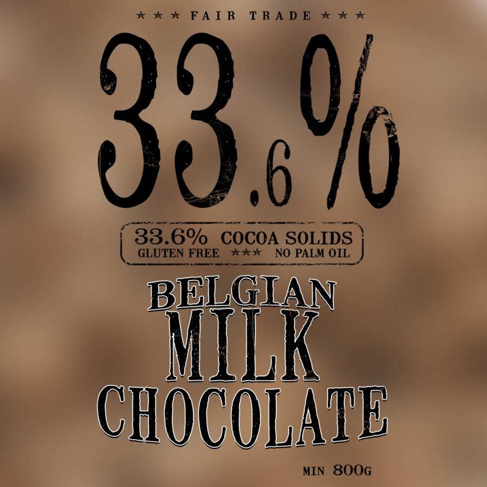 Milk Chocolate Callets (800g)